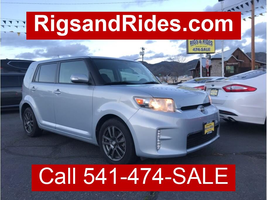 2013 Scion xB from Rigs & Rides