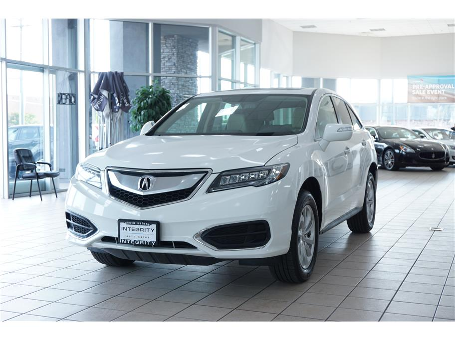 2017 Acura RDX from Integrity Auto Sales