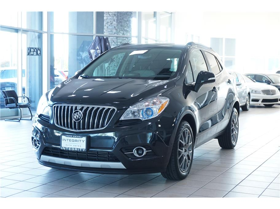 2016 Buick Encore from Lumin Auto Group (CA)