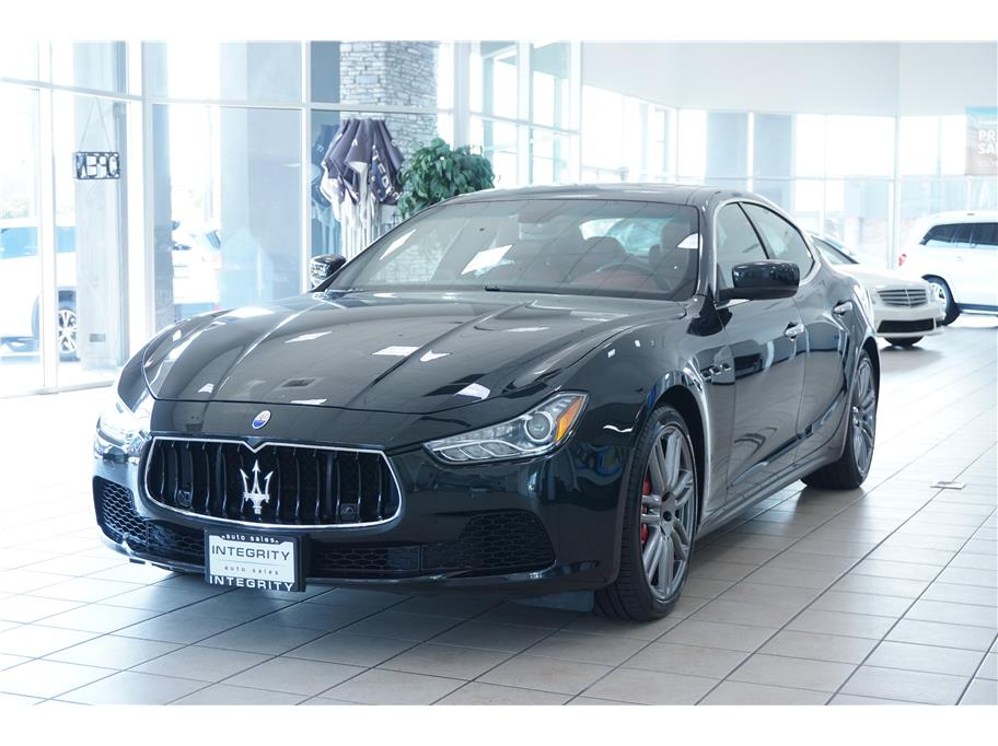 2016 Maserati Ghibli from Integrity Auto Sales