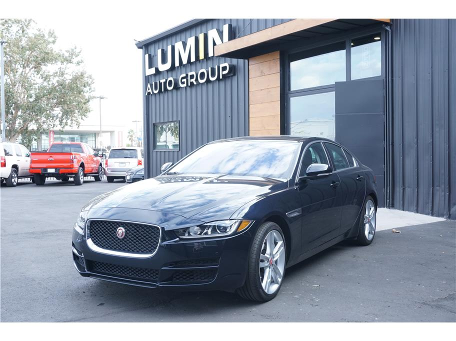 2017 Jaguar XE from Lumin Auto Group (CA)