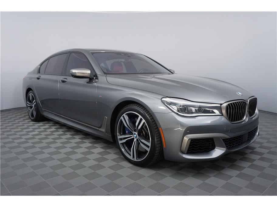 2018 BMW 7 Series from Lumin Auto Group (CA)
