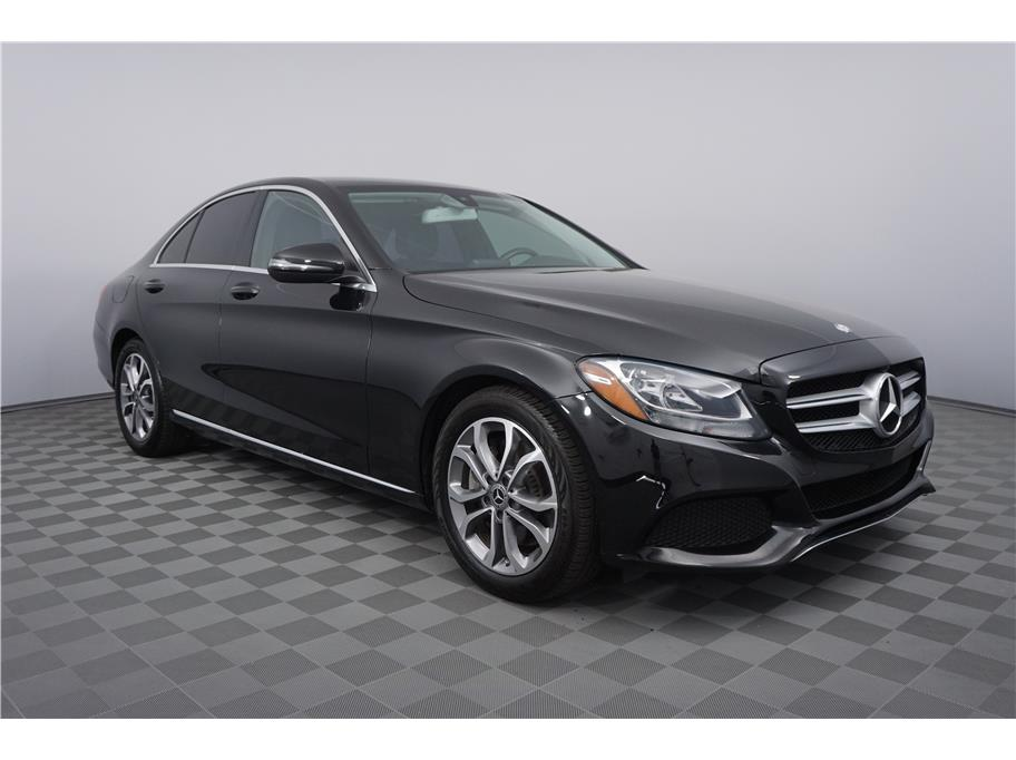 2017 Mercedes-Benz C-Class from Lumin Auto Group (CA)