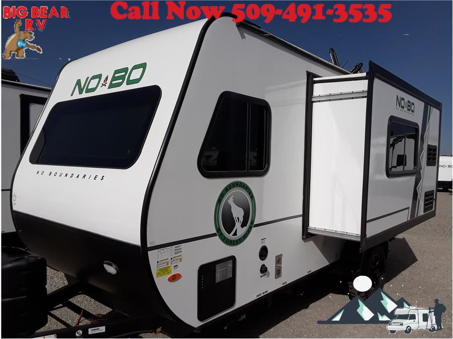 2019 No Boundaries NBT 16.7 from Big Bear RV