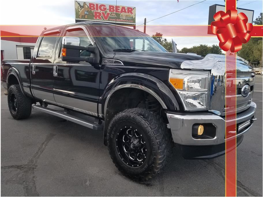 2011 Ford F250 Super Duty Crew Cab from Warner Auto Center