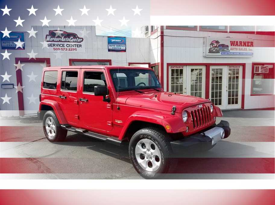 2014 Jeep Wrangler from Warner Auto Center