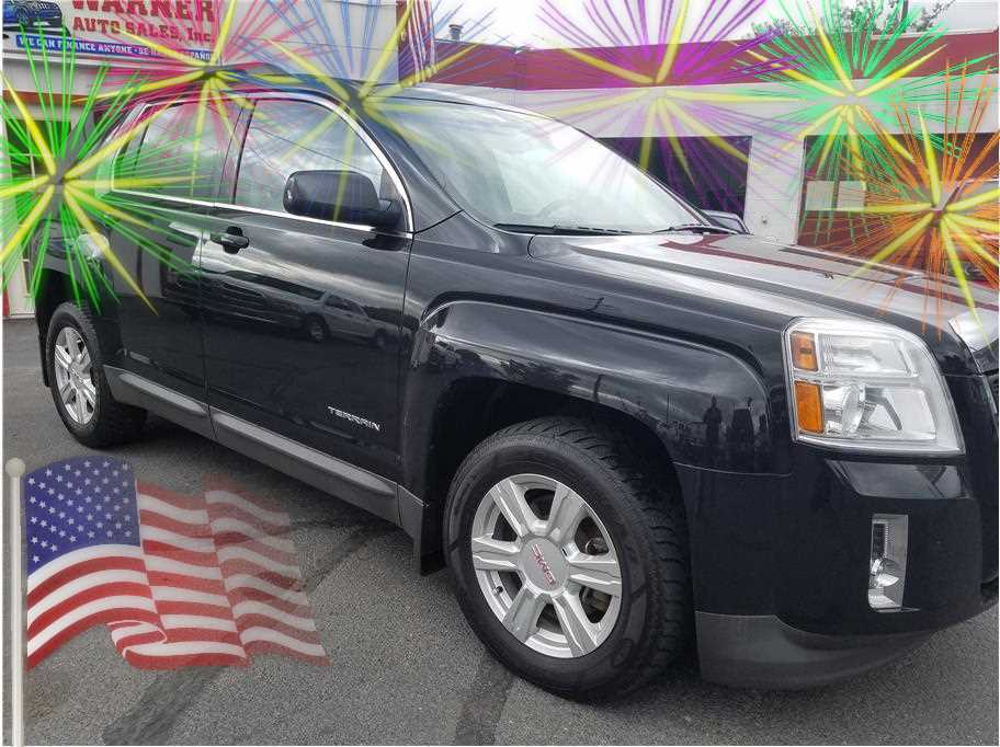 2014 GMC Terrain from Warner Auto Center
