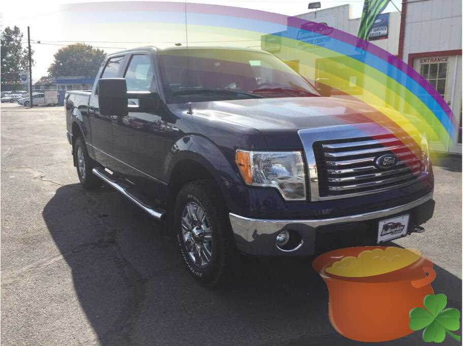 2010 Ford F150 SuperCrew Cab from Warner Auto Center