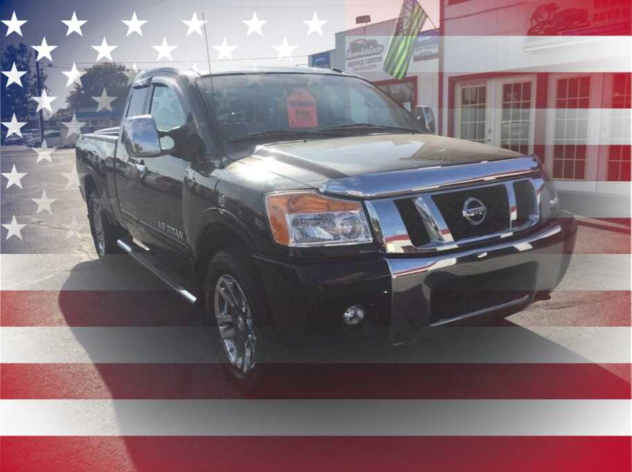 2013 Nissan Titan King Cab from Warner Auto Center
