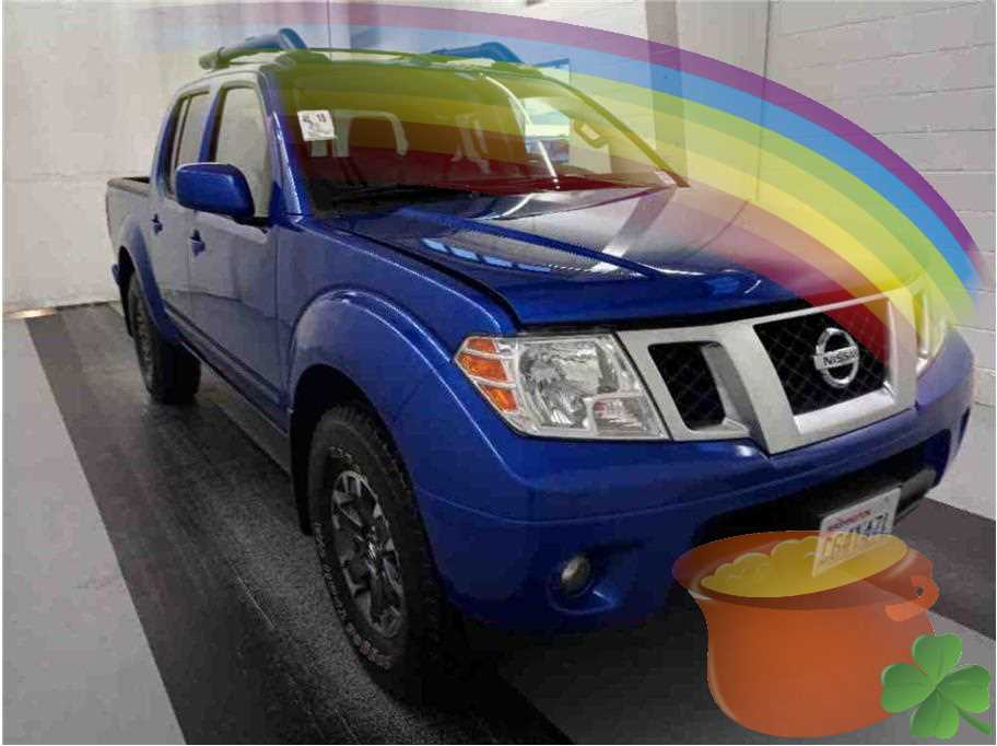 2014 Nissan Frontier Crew Cab from Warner Auto Center