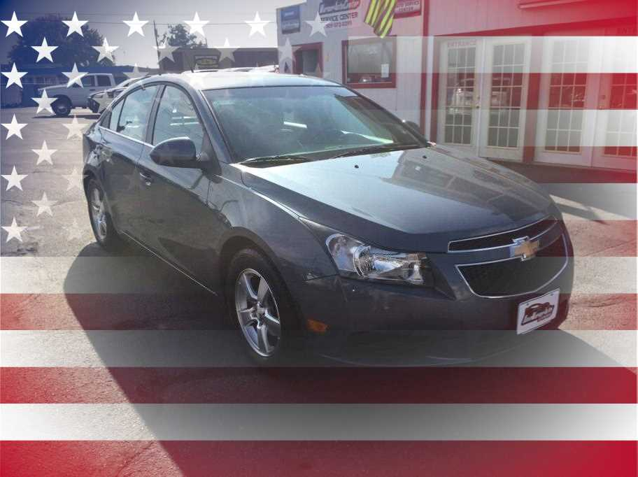 2012 Chevrolet Cruze from Warner Auto Center