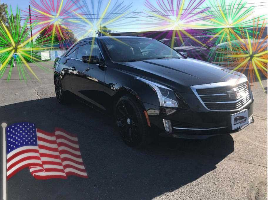 2015 Cadillac ATS from Warner Auto Center