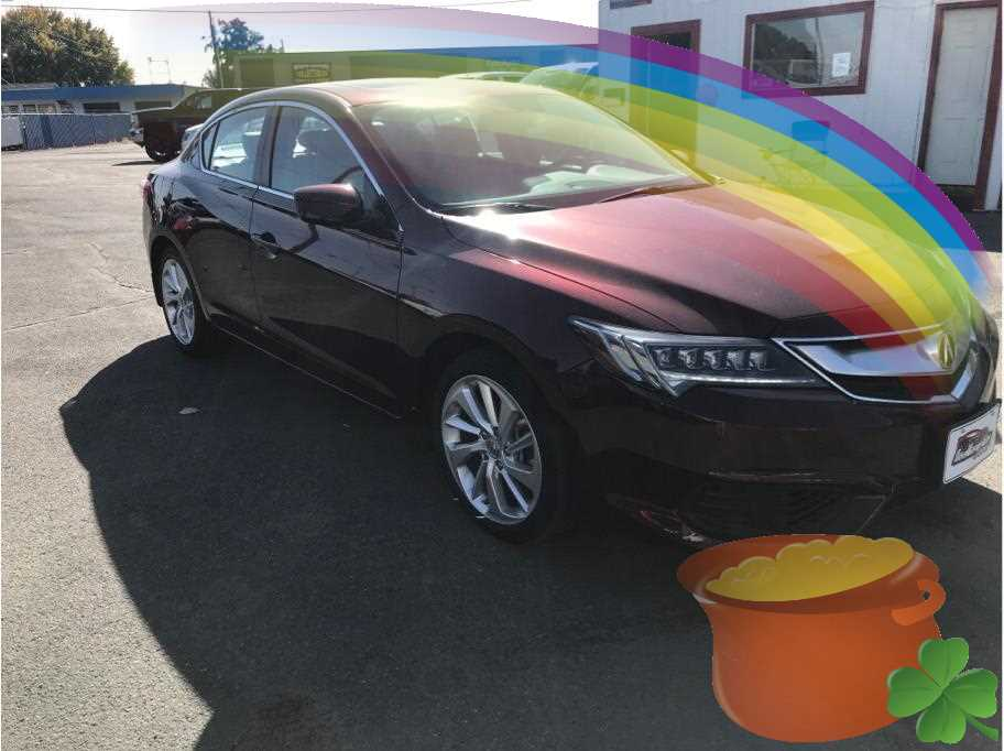 2016 Acura ILX from Warner Auto Center