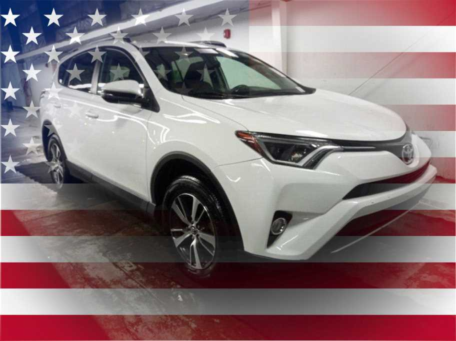 2016 Toyota RAV4 from Warner Auto Center