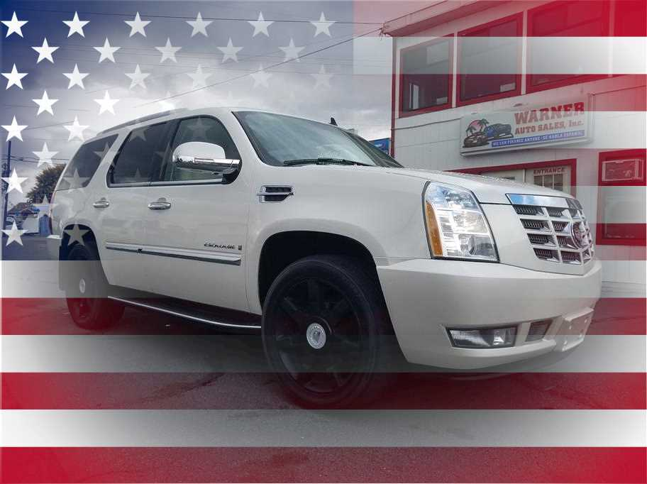 2007 Cadillac Escalade from Warner Auto Center