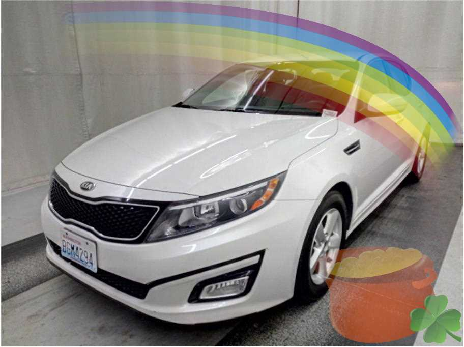 2015 Kia Optima from Warner Auto Center