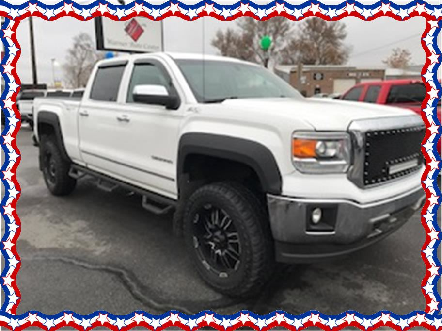 2014 GMC Sierra 1500 Crew Cab from Warner Auto Center