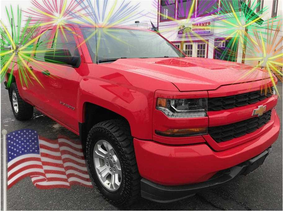 2016 Chevrolet Silverado 1500 Double Cab from Warner Auto Center