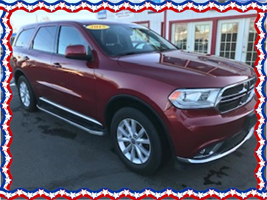 2015 Dodge Durango from Warner Auto Center