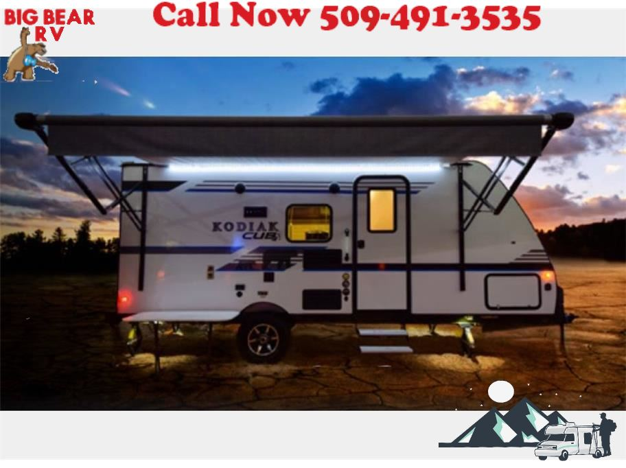 2020 Kodiak Cub 175BH from Big Bear RV