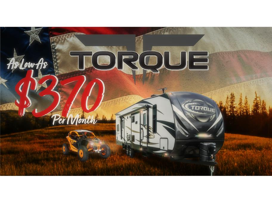 2021 Torque T285 from Big Bear RV