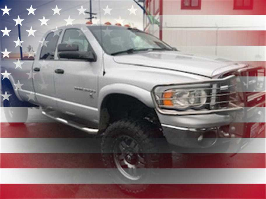 2004 Dodge Ram 3500 Quad Cab from Warner Auto Center
