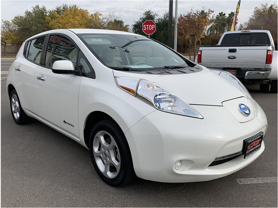 2013 Nissan LEAF from Clovis Auto Sales