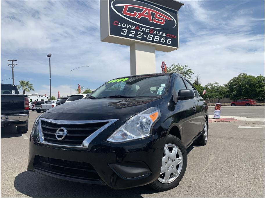 2015 Nissan Versa from Clovis Auto Sales