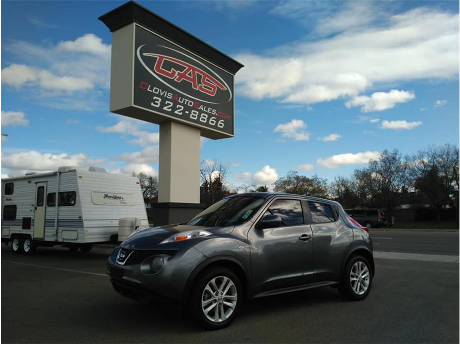 2013 Nissan JUKE from Clovis Auto Sales