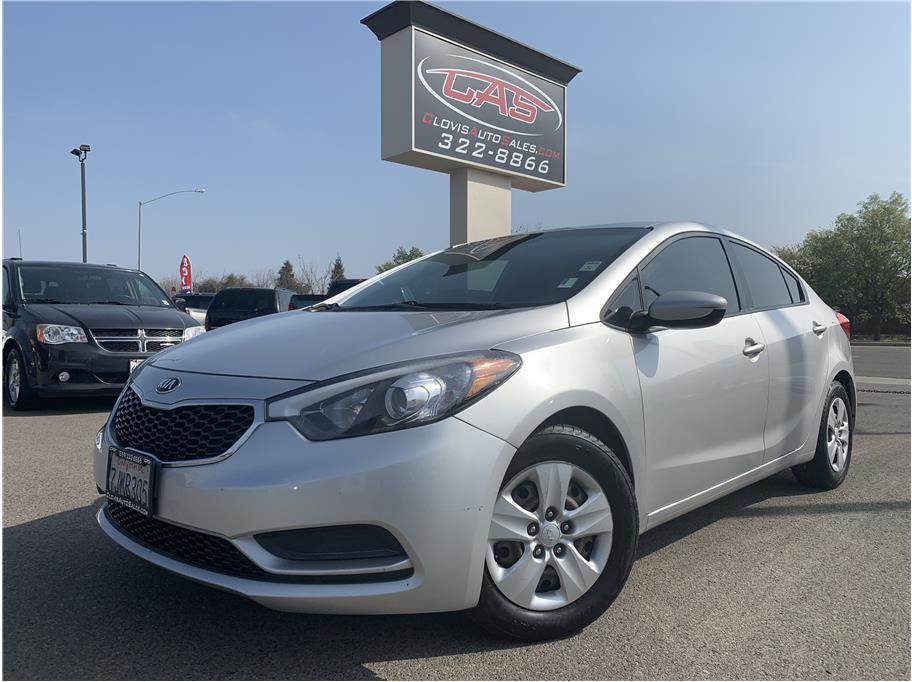 2015 Kia Forte from Clovis Auto Sales