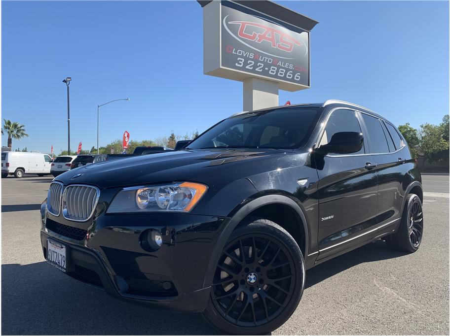 2012 BMW X3 from Clovis Auto Sales