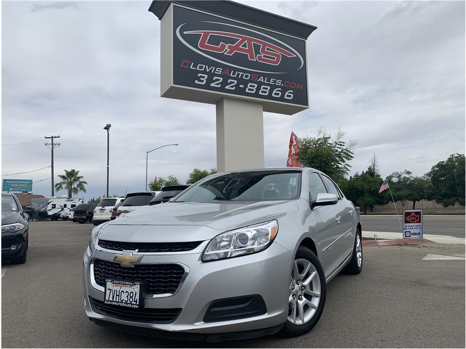 2015 Chevrolet Malibu from Clovis Auto Sales