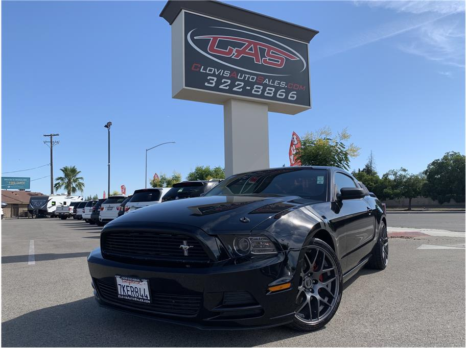 2014 Ford Mustang from Clovis Auto Sales
