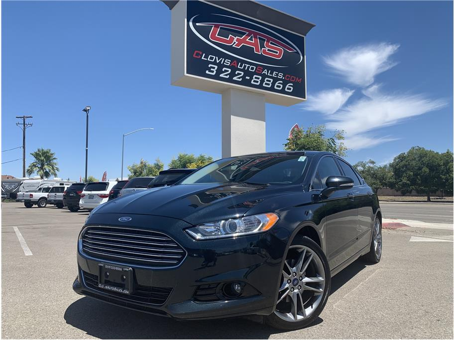 2014 Ford Fusion from Clovis Auto Sales