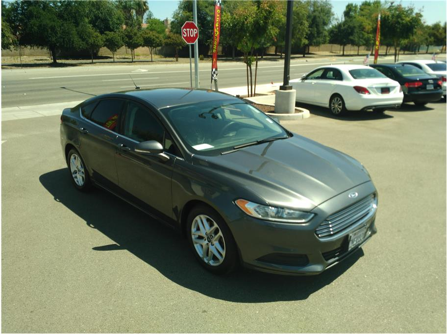 2015 Ford Fusion from Clovis Auto Sales