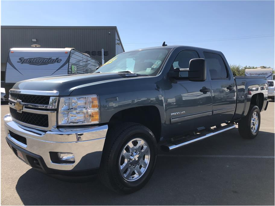 2014 Chevrolet Silverado 2500 HD Crew Cab from Clovis Auto Sales