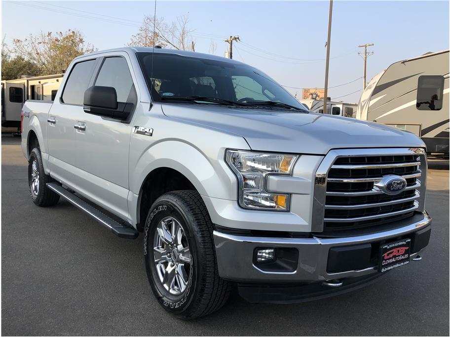 2016 Ford F150 SuperCrew Cab from Clovis Auto Sales