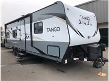 2019 PACIFIC COACHWORKS  Tango 26DB bunk house, outside kitchen, sleeps up to 7,