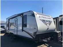 2019 ECLIPSE RV Stellar 21FSG-LE Every Toy Haulers dream.. with platnium birch wood