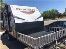 2018 STARCRAFT Autumn Ridge 19RT Toy Hauler