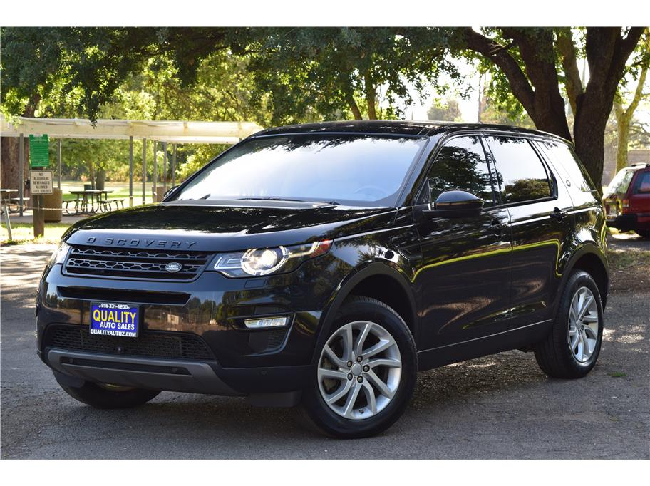 2017 Land Rover Discovery Sport from Quality Auto Sales Inc