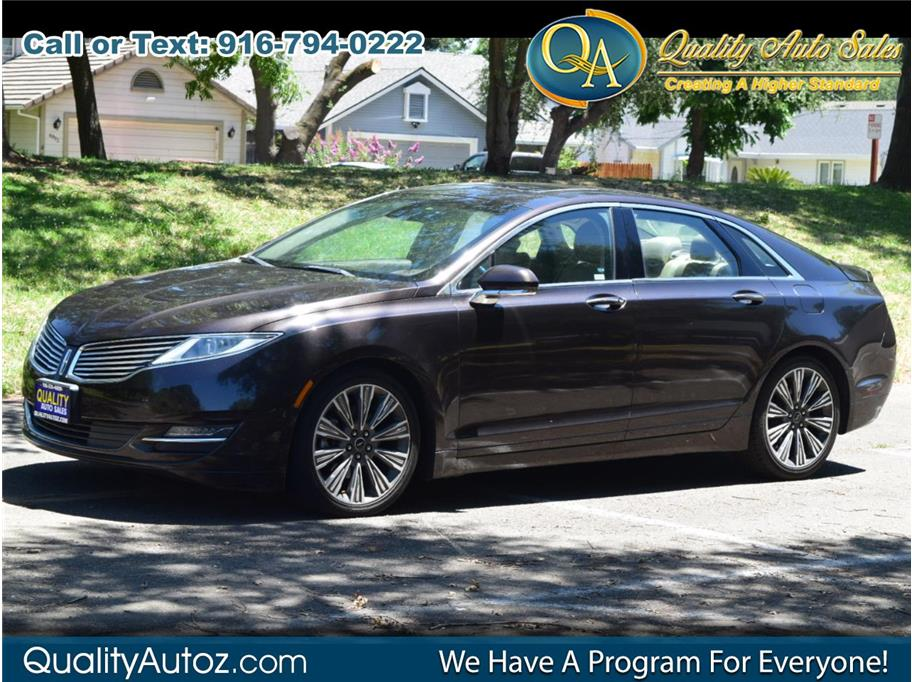 2015 Lincoln MKZ from Quality Auto Sales Inc