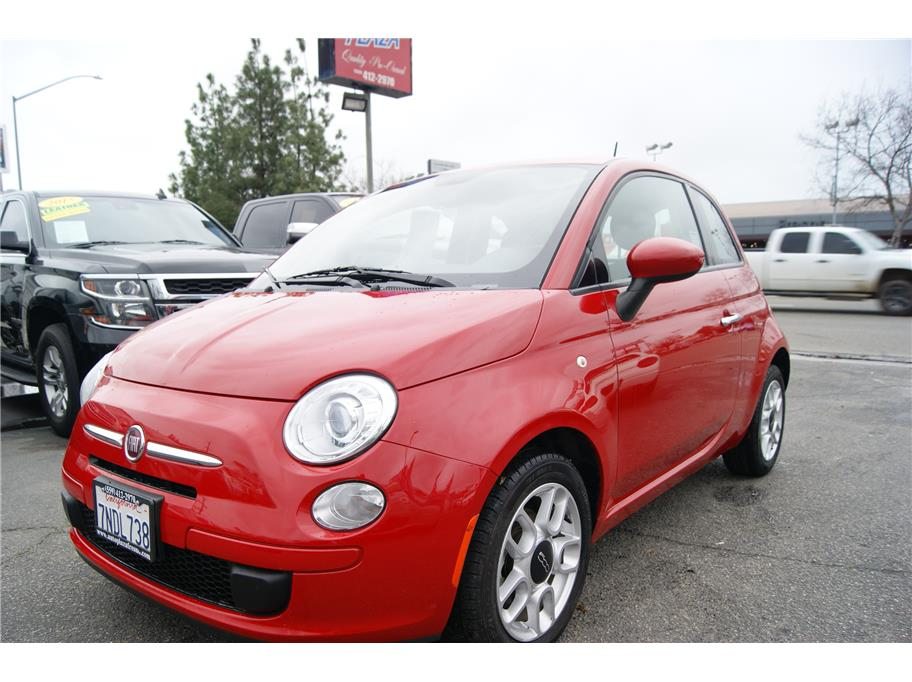 2015 Fiat 500 from Auto Plaza