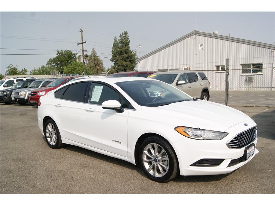 2017 Ford Fusion from Auto Plaza