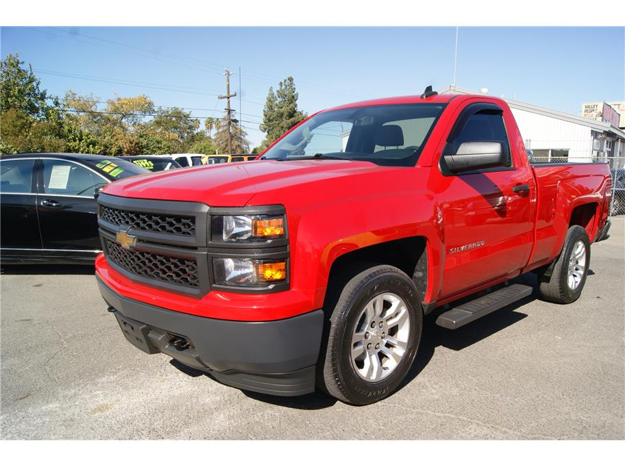 2015 Chevrolet Silverado 1500 Regular Cab from Auto Plaza