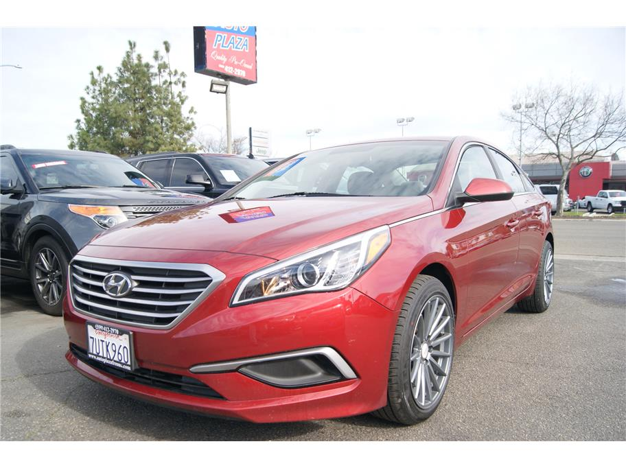 2016 Hyundai Sonata from Auto Plaza