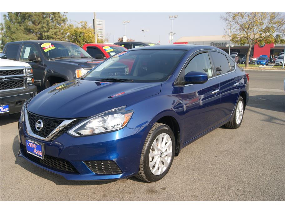 2016 Nissan Sentra from Auto Plaza