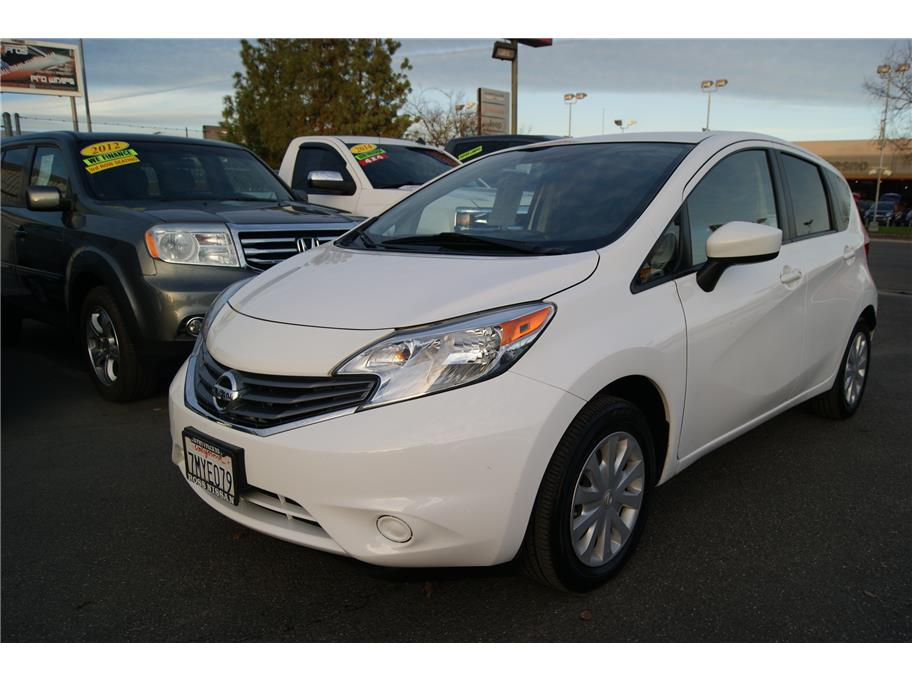 2015 Nissan Versa from Auto Plaza