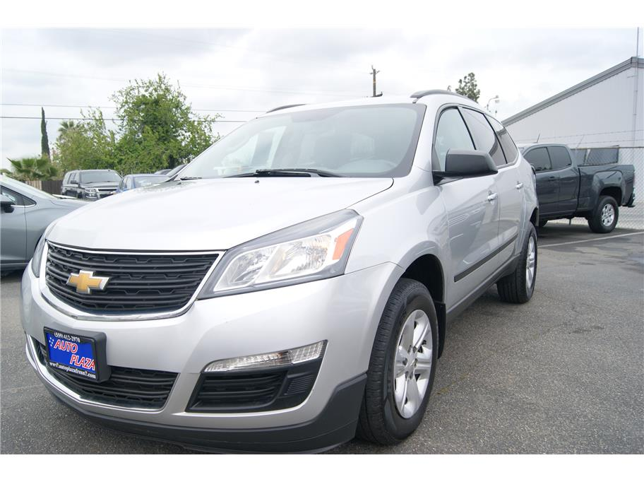 2014 Chevrolet Traverse from Auto Plaza