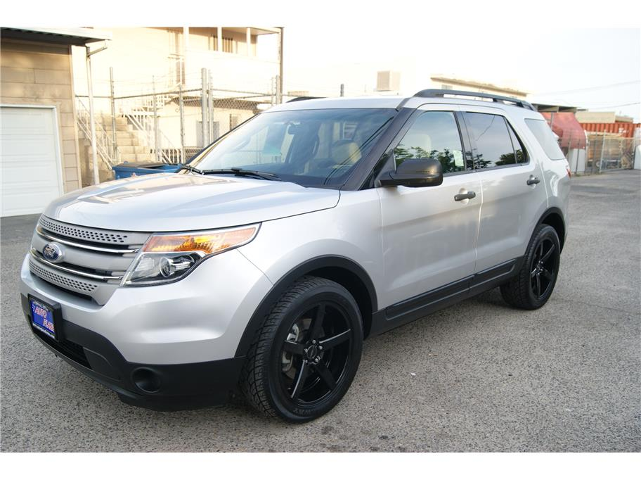 2015 Ford Explorer from Auto Plaza